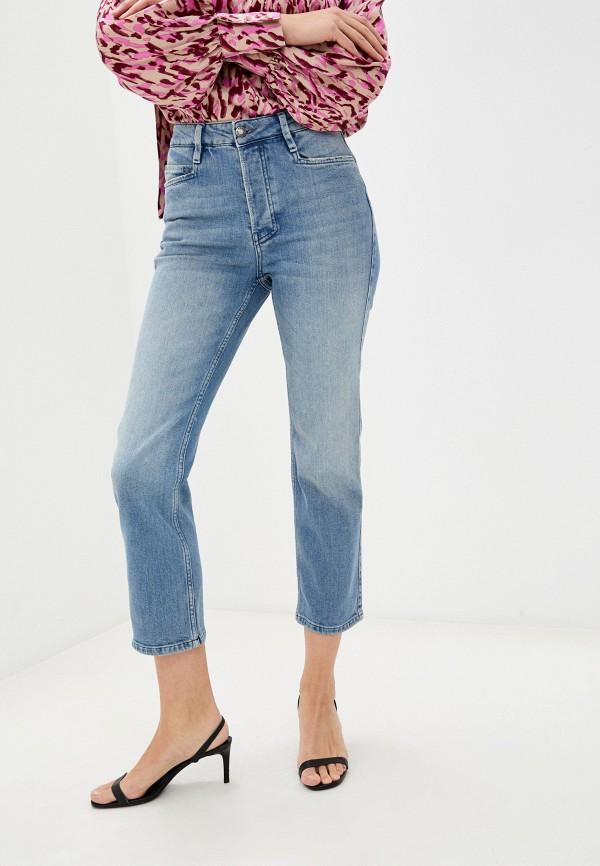 женские джинсы twist & tango, синие
