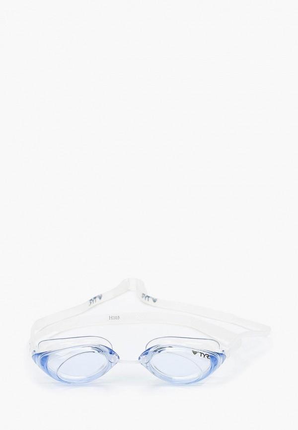 Очки для плавания TYR TYR TY003DUBGTZ2 tyr hydro light