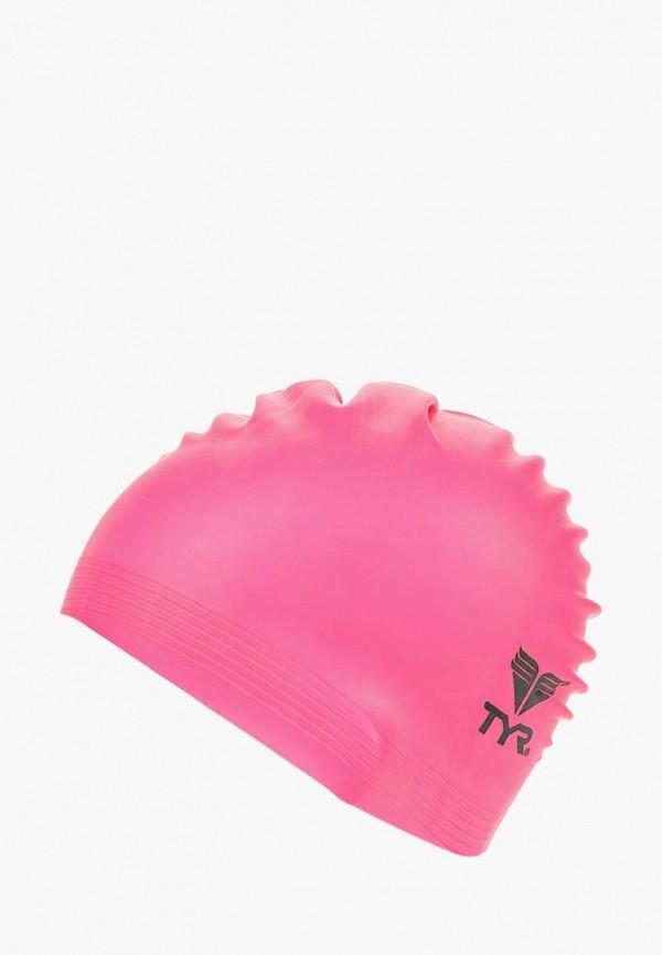 Шапочка для плавания TYR TYR TY003DUCULC7 рюкзак tyr alliance 30l backpack pink bcrf цвет голубой розовый latbp30b