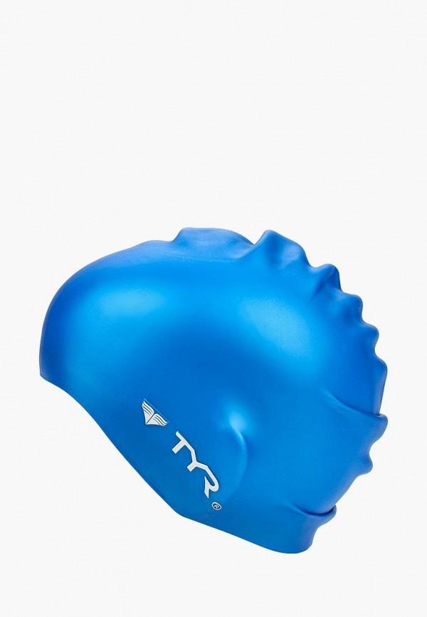 Шапочка для плавания TYR TYR TY003DUJZB79 шапочка для плавания tyr tyr ty003dujzb98