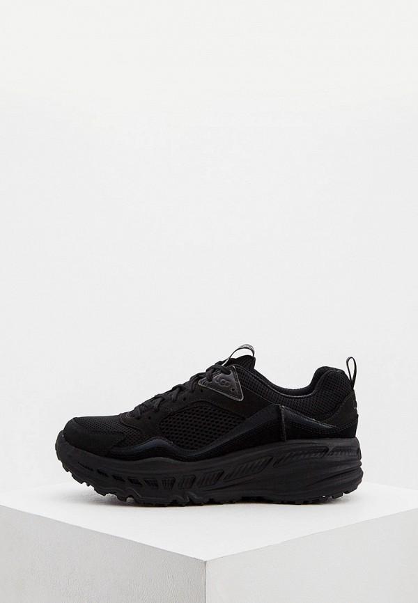 мужские низкие кроссовки ugg, черные