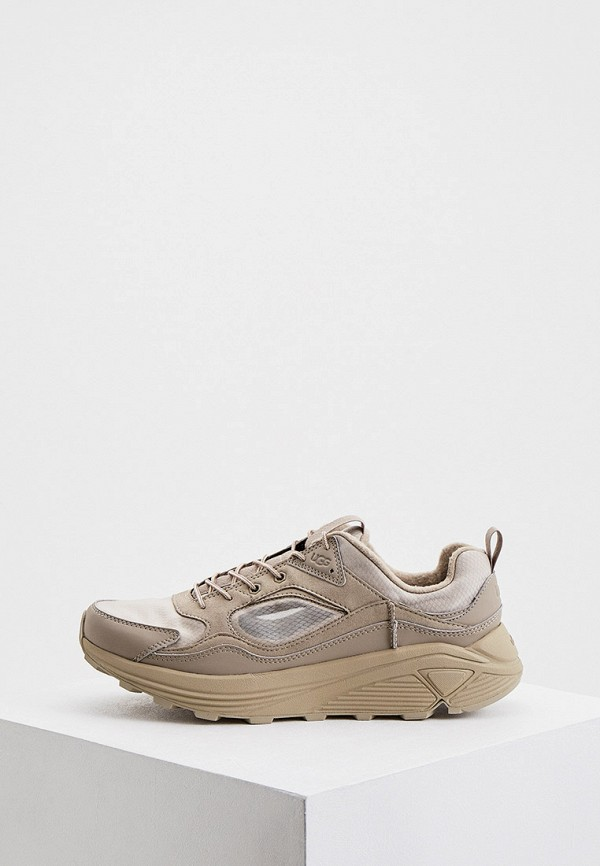 мужские низкие кроссовки ugg, бежевые