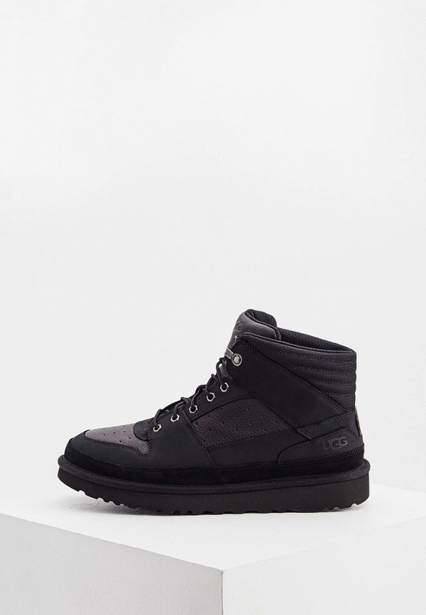 мужские кроссовки ugg, черные