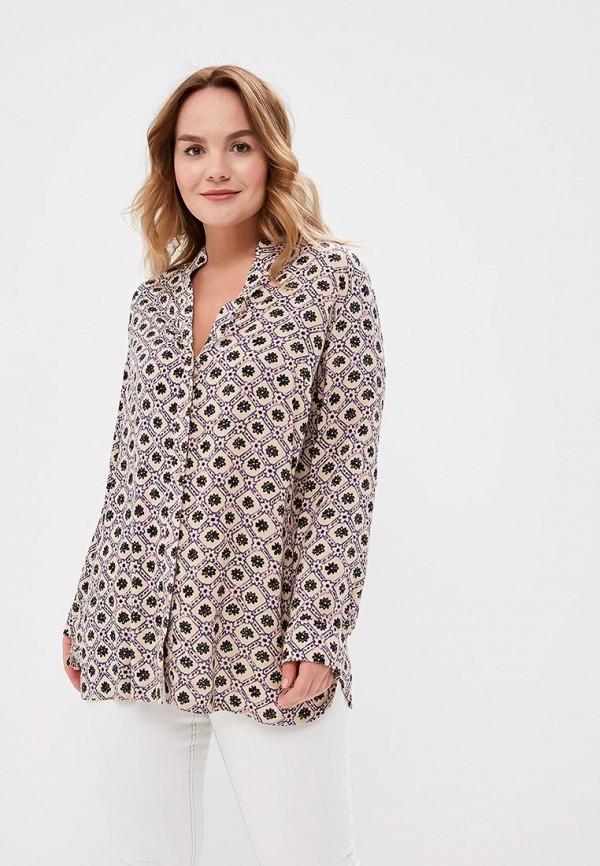 Блуза Ulla Popken Ulla Popken UL002EWAHHX8 цены онлайн
