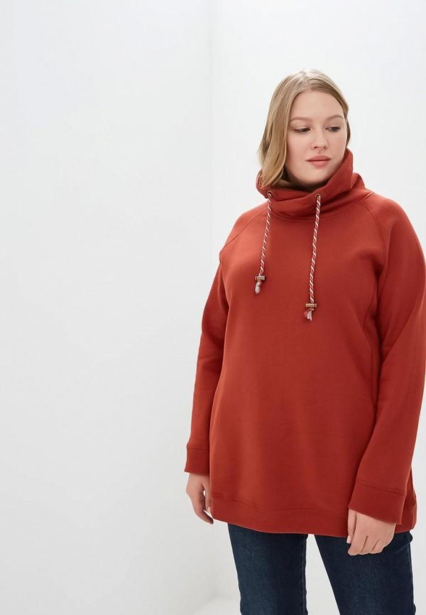 Худи Ulla Popken Ulla Popken UL002EWCCXF2 платье ulla popken ulla popken ul002ewahig5