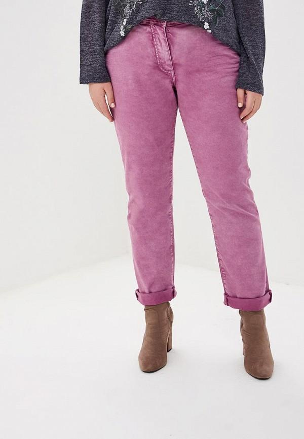 женские джинсы ulla popken, розовые