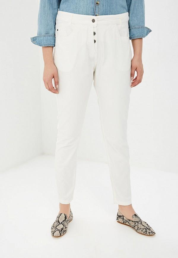 женские джинсы ulla popken, белые