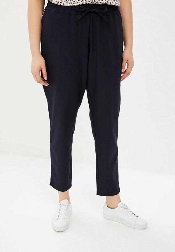 женские повседневные брюки ulla popken, синие