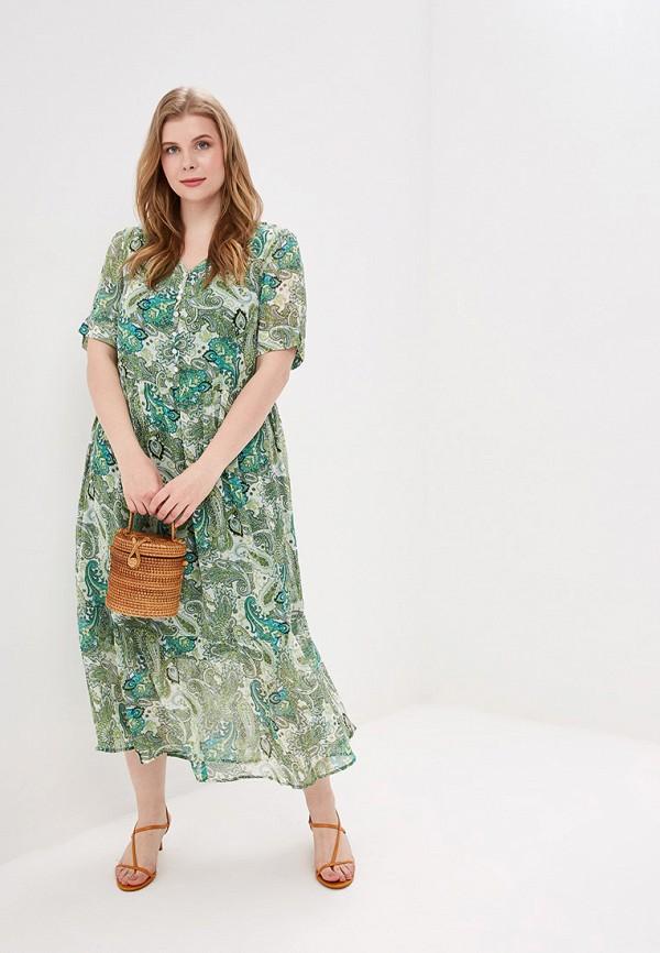 Платье Ulla Popken Ulla Popken UL002EWEBXC9 недорго, оригинальная цена