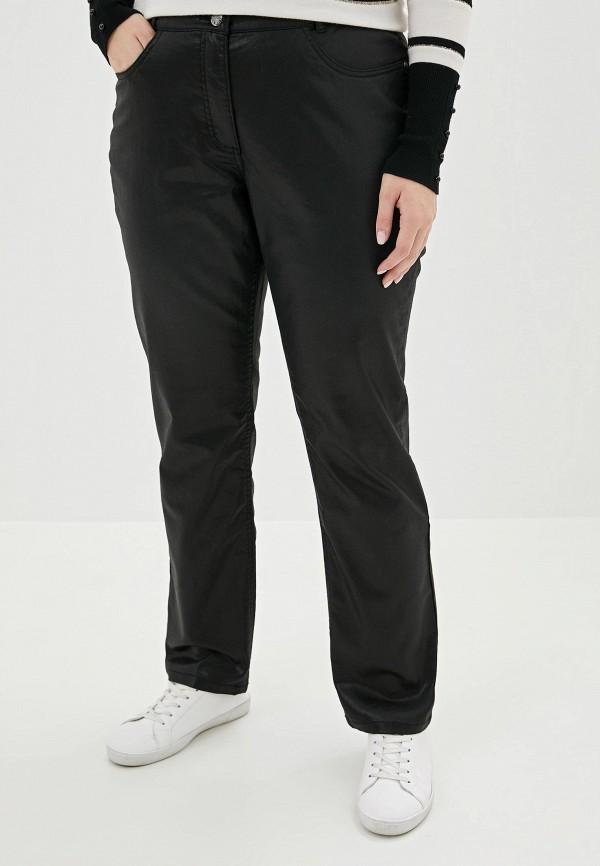 женские повседневные брюки ulla popken, черные