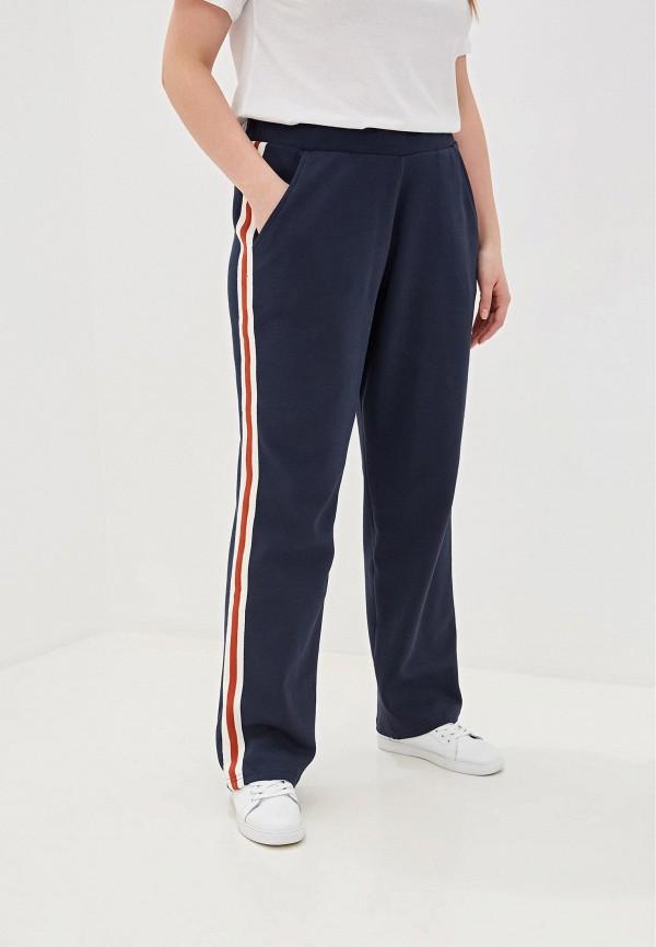 женские спортивные брюки ulla popken, синие