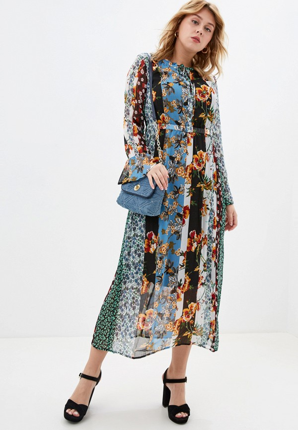 Платье Ulla Popken Ulla Popken UL002EWGFVZ2 недорго, оригинальная цена