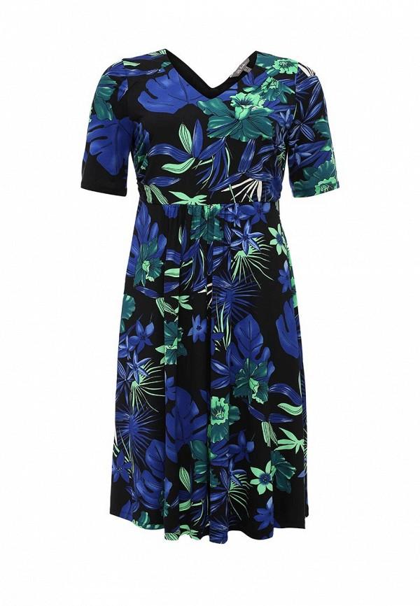 купить Платье Ulla Popken Ulla Popken UL002EWPSR06 по цене 3210 рублей