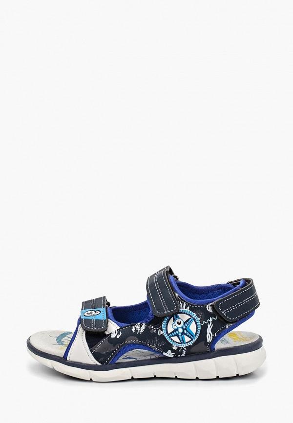сандалии ulёt для мальчика, разноцветные