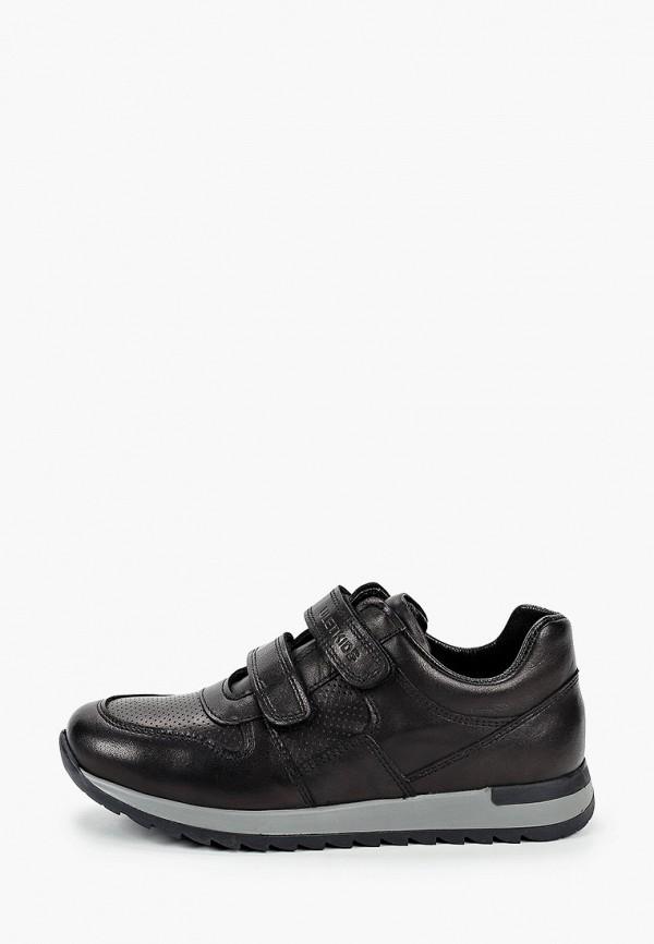 кроссовки ulёt для мальчика, черные