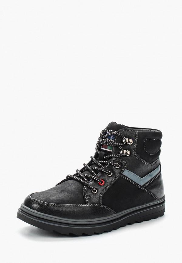 Купить Ботинки Ulёt, ul003abwvd57, черный, Осень-зима 2017/2018