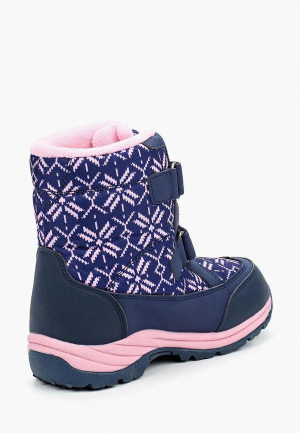 Ботинки для девочки Ulёt 1308-3 Фото 2