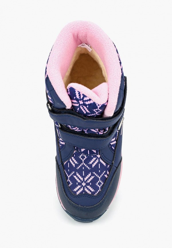 Ботинки для девочки Ulёt 1308-3 Фото 4