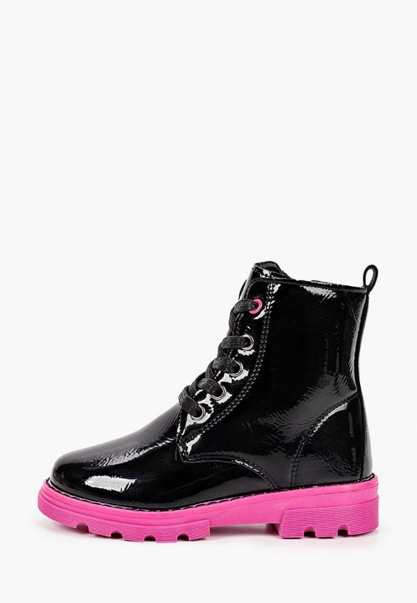 Ботинки для девочки Ulёt 10792-2
