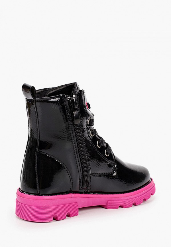 Ботинки для девочки Ulёt 10792-2 Фото 3