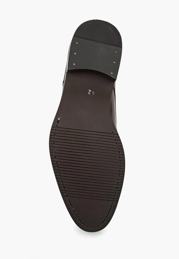 Фото 11 - мужские туфли Umber коричневого цвета