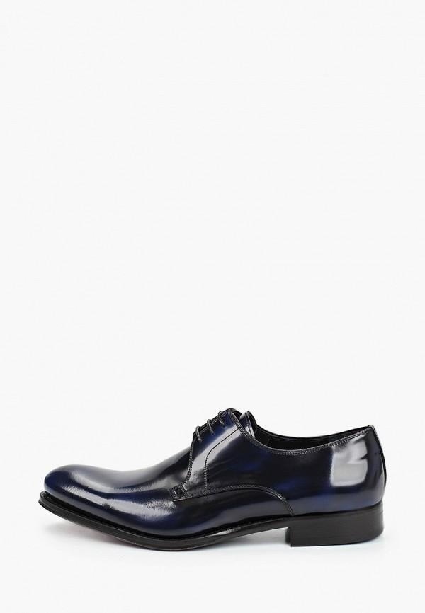 мужские туфли umber, синие