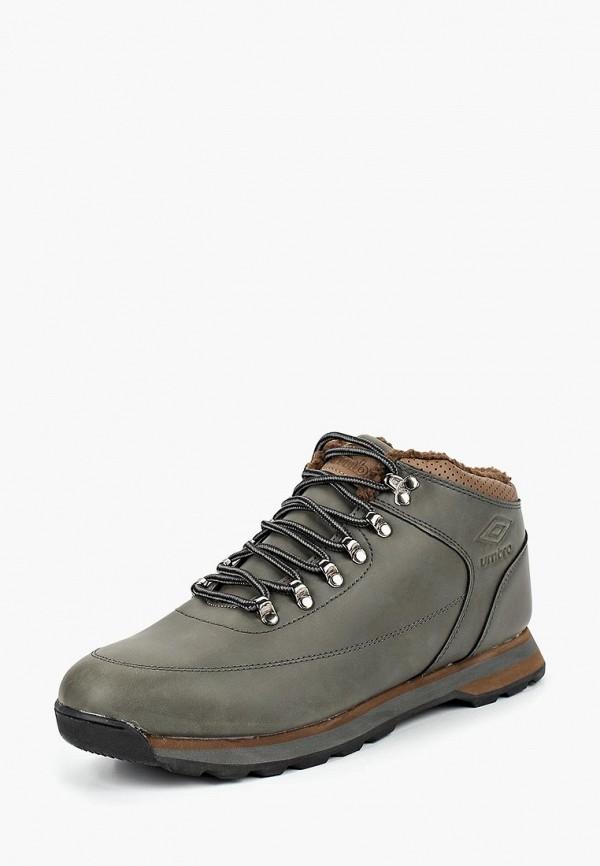 мужские ботинки umbro, серые