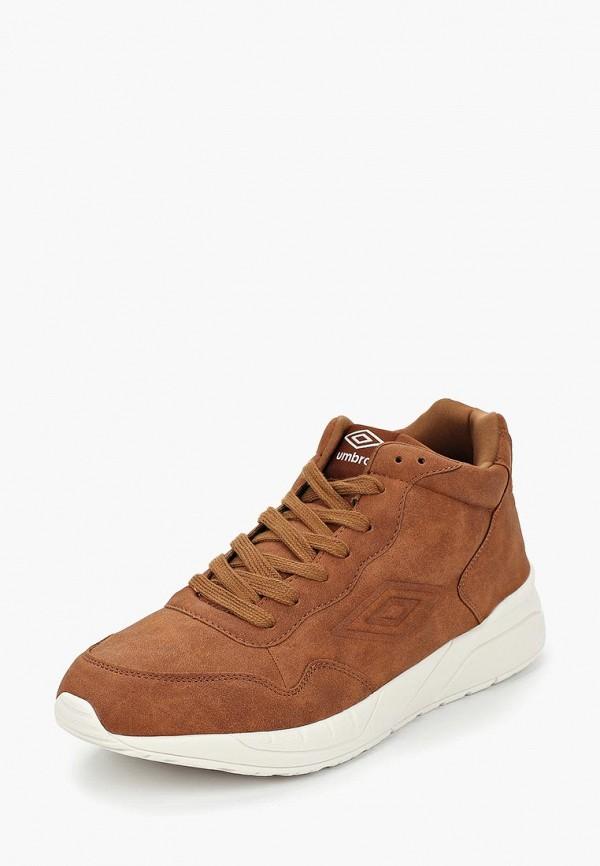 мужские кроссовки umbro, коричневые