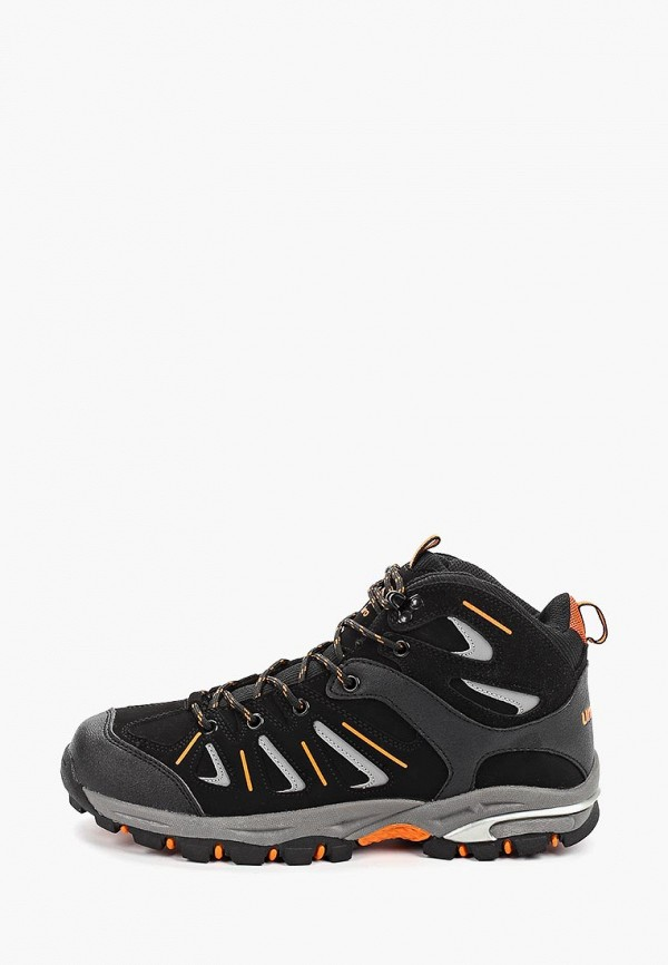мужские кроссовки umbro, черные