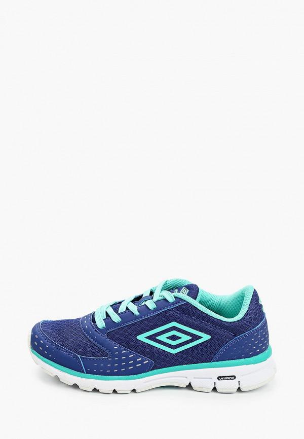 женские кроссовки umbro, синие