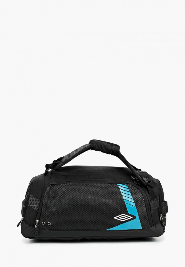 женская сумка umbro, черная