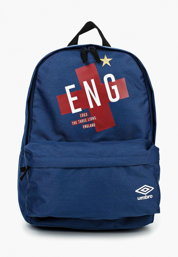 женский рюкзак umbro, синий