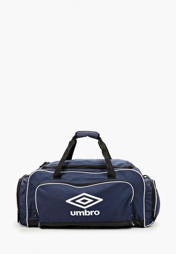 женская сумка umbro, синяя