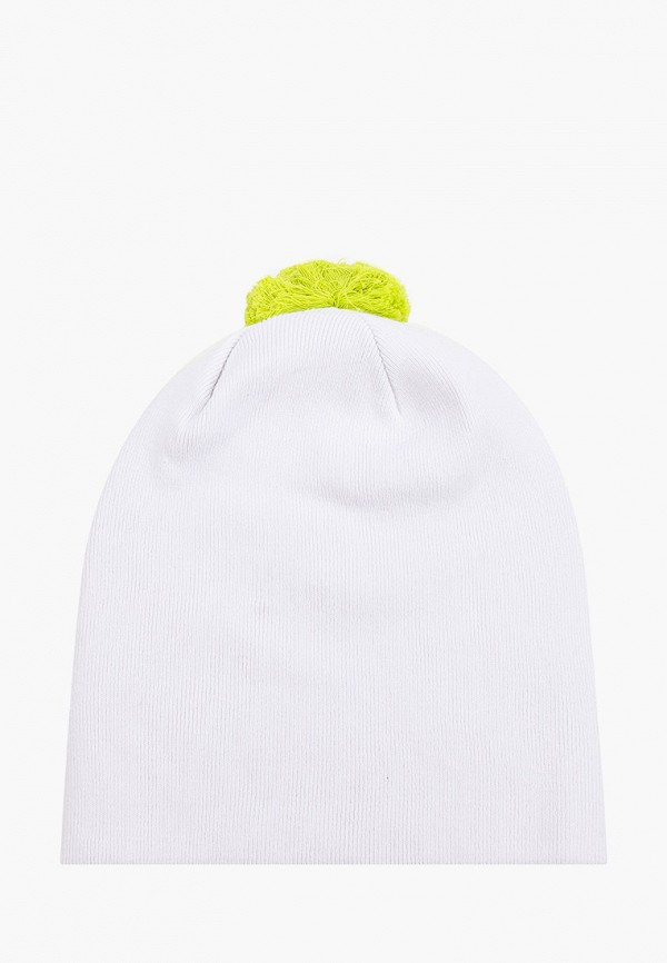 женская шапка umbro, белая