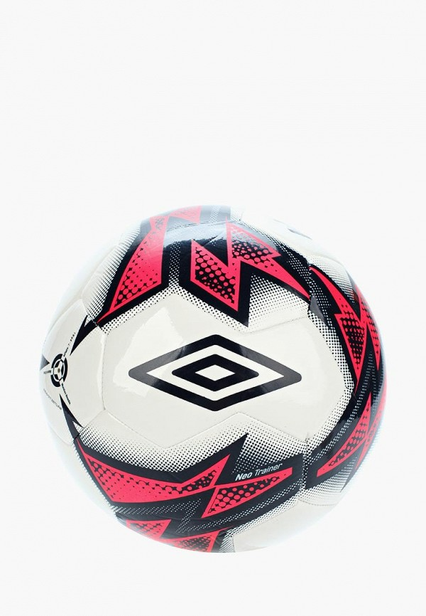Мяч футбольный Umbro Umbro UM463DUAYGM0 мяч футбольный umbro neo futsal pro размер 4