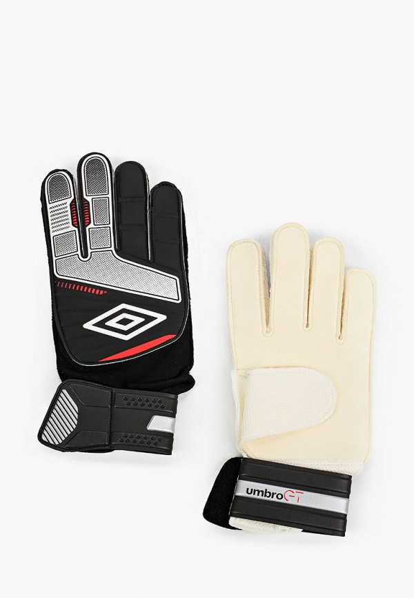женские перчатки umbro, черные