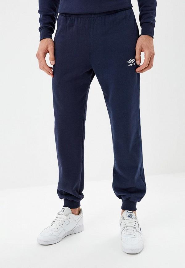 мужские спортивные спортивные брюки umbro, синие