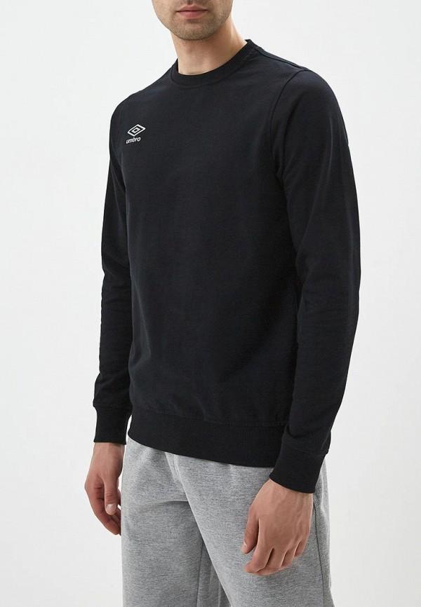 Купить Свитшот Umbro черного цвета