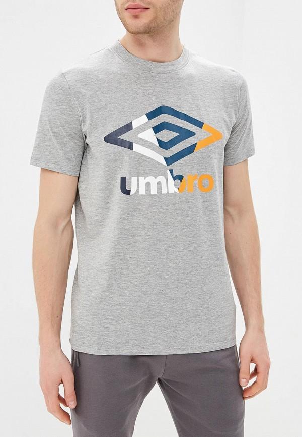 Футболка Umbro Umbro UM463EMCNLB9 ветровка umbro umbro um463embsod3