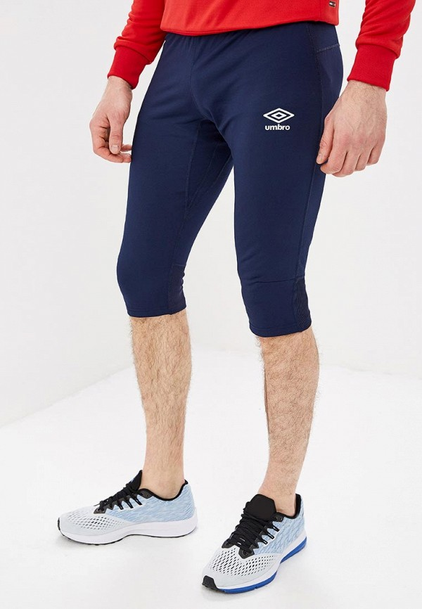 мужские спортивные спортивные шорты umbro, синие