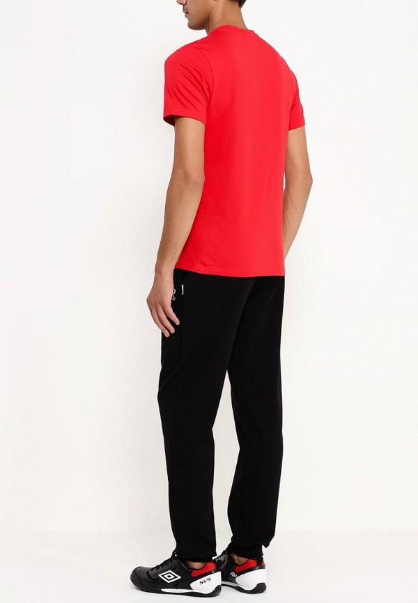 Футболка Umbro Umbro UM463EMFKB57 футболка для мальчика umbro bradfield jersey l s цвет белый красный 60027u размер yxl 158