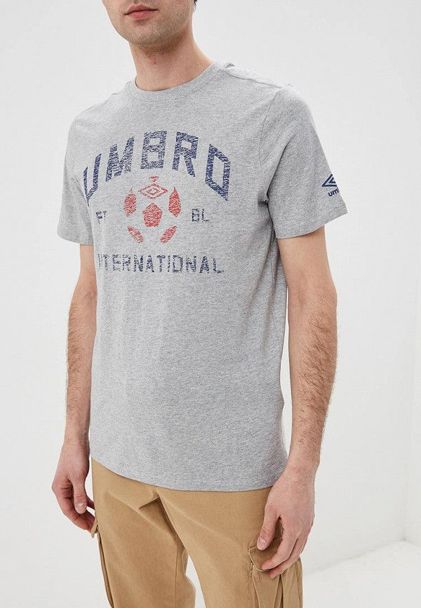 Футболка Umbro Umbro UM463EMFKB65 футболка umbro umbro um463embsoc2