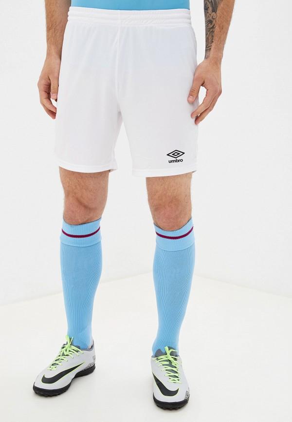 мужские спортивные шорты umbro, белые