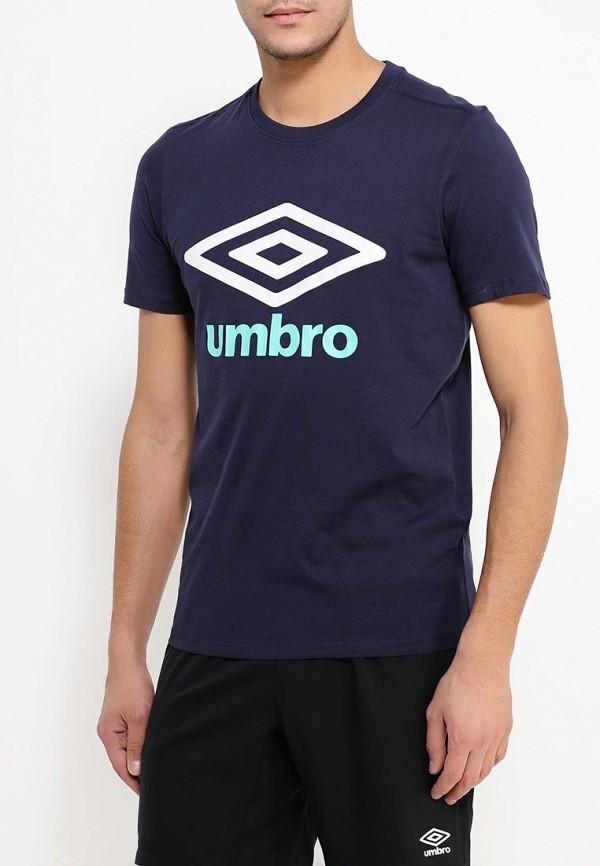 Футболка Umbro Umbro UM463EMICX27 umbro umbro stripe logo beanie