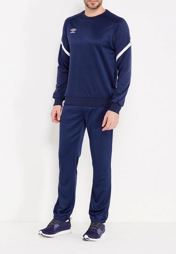 мужской спортивные спортивный костюм umbro, синий