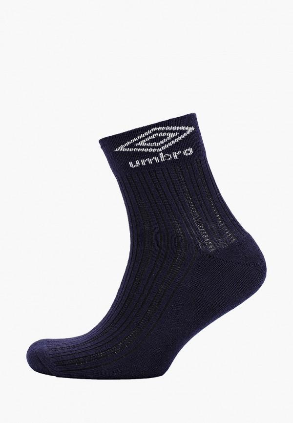 мужские носки umbro, синие