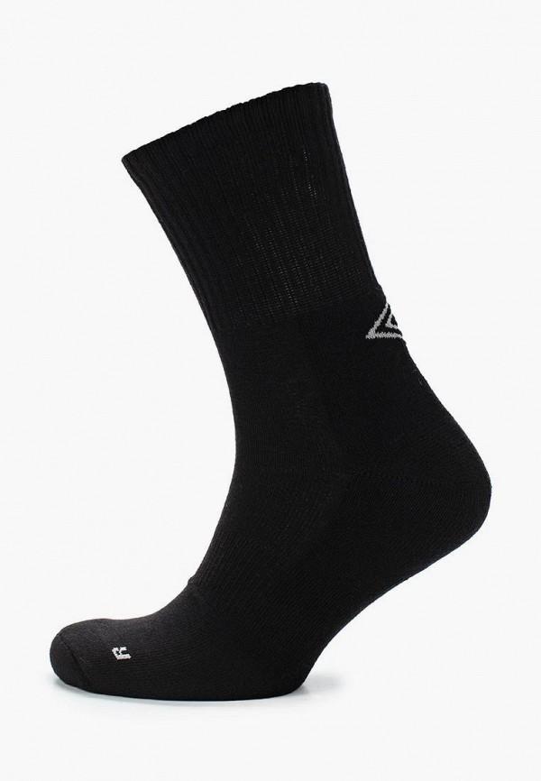 мужские носки umbro, черные