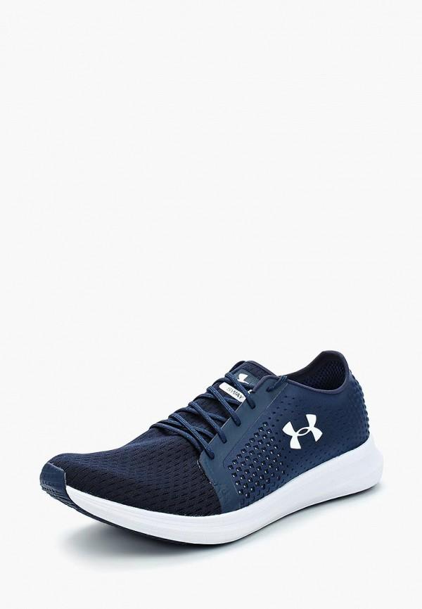 Купить мужские кроссовки Under Armour синего цвета