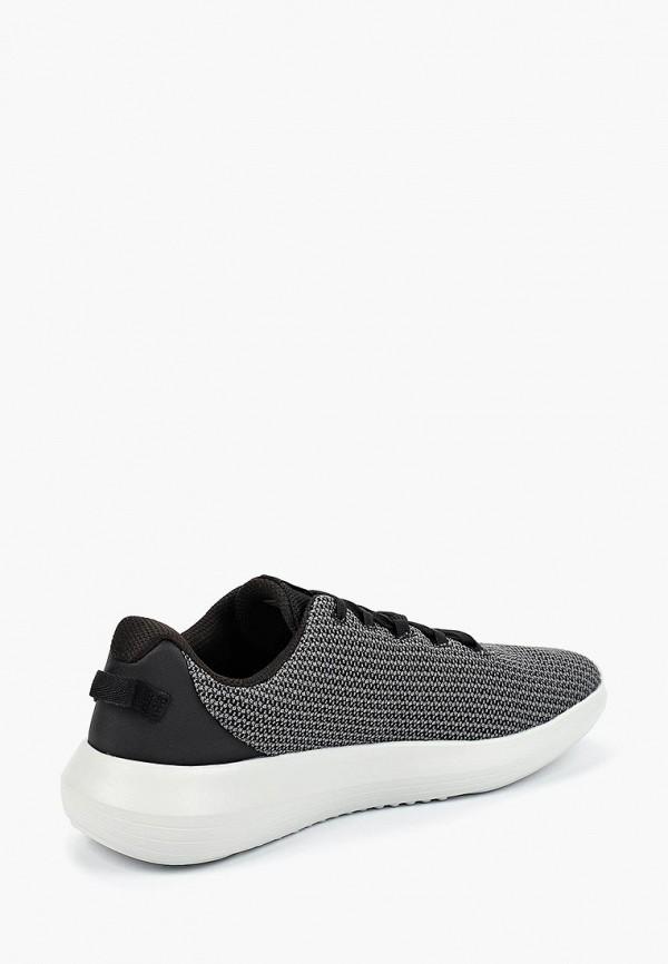 Фото 2 - мужские кроссовки Under Armour серого цвета