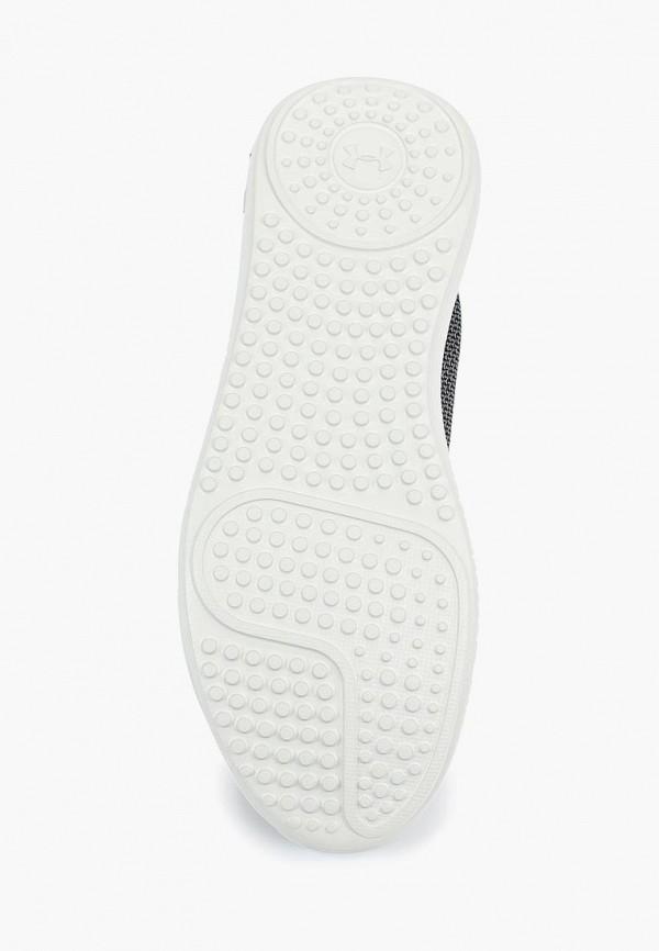 Фото 3 - мужские кроссовки Under Armour серого цвета